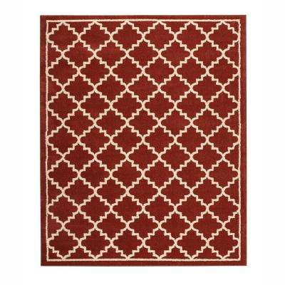 Winslow Picante 8 ft. x 8 ft. Square Area Rug