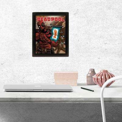 """Deadpool - Bang"" Wall Art"