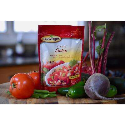 Medium Salsa Tomato Canning Mix (12-Pack)