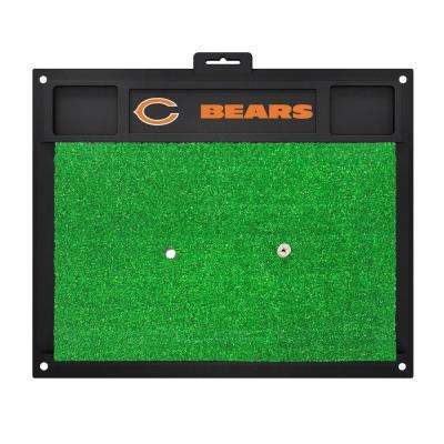 NFL Chicago Bears 17 in. x 20 in. Golf Hitting Mat