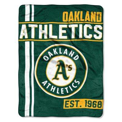 Athletics Multi Color Polyester Walk off Micro