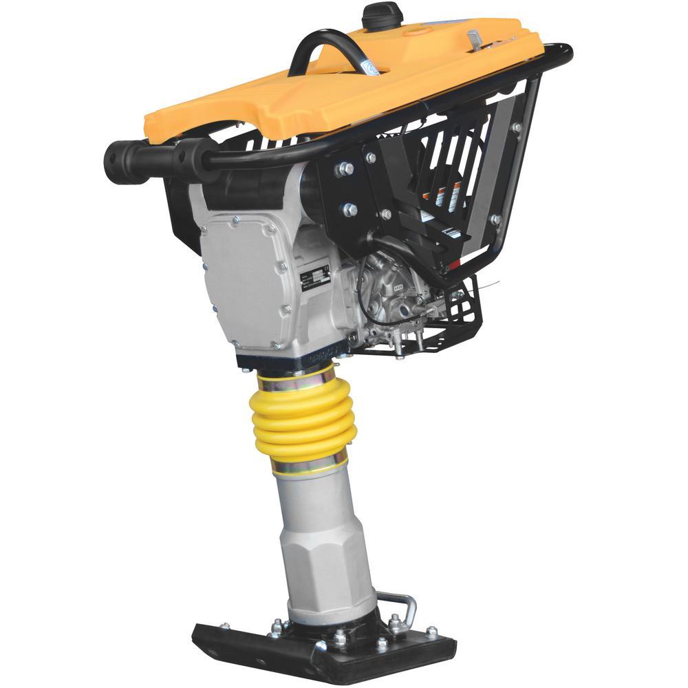 3 HP 4 Cycle Vibratory Rammer with Honda GX100 Engine