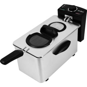 Chef Buddy 3.7 Qt. Deep Fryer by Chef Buddy