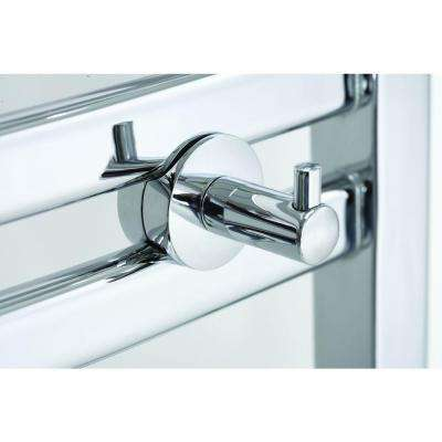 Single Robe Hook in White