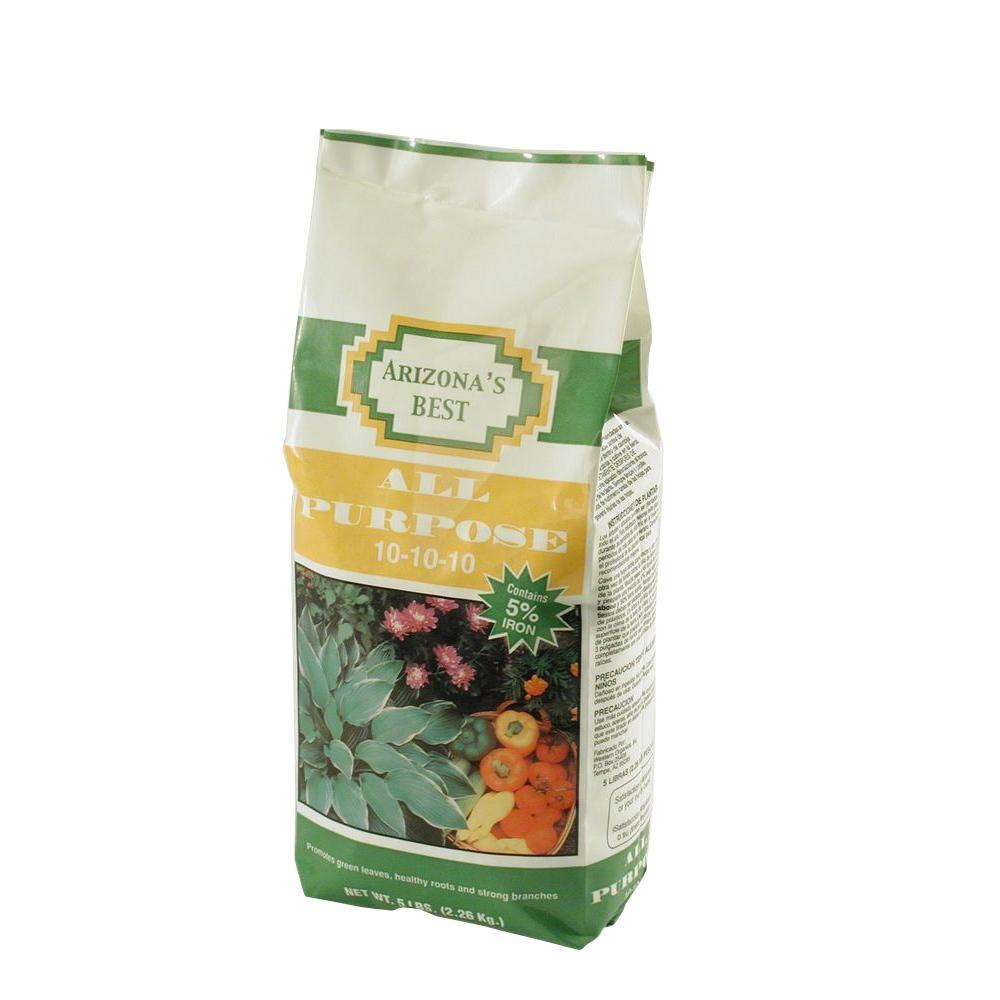 5 lb. 10-10-10 All Purpose Fertilizer