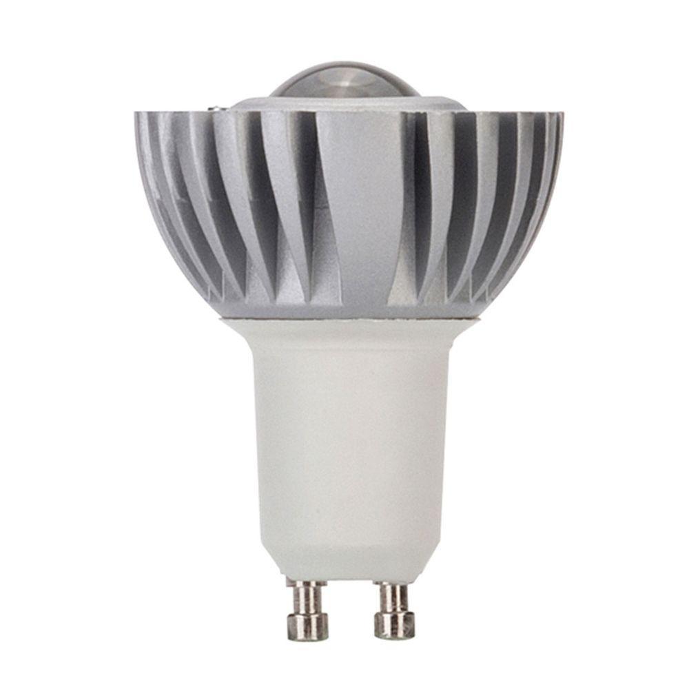 Globe Electric 20W Equivalent Soft White  MR16 GU10 Base LED Light Bulb