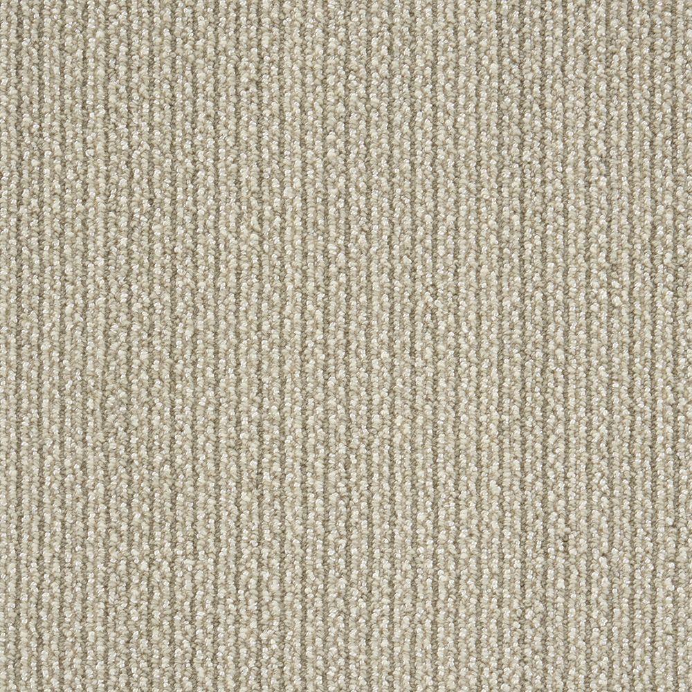 Panorama Tweed - Color Ash Loop 12 ft. Carpet