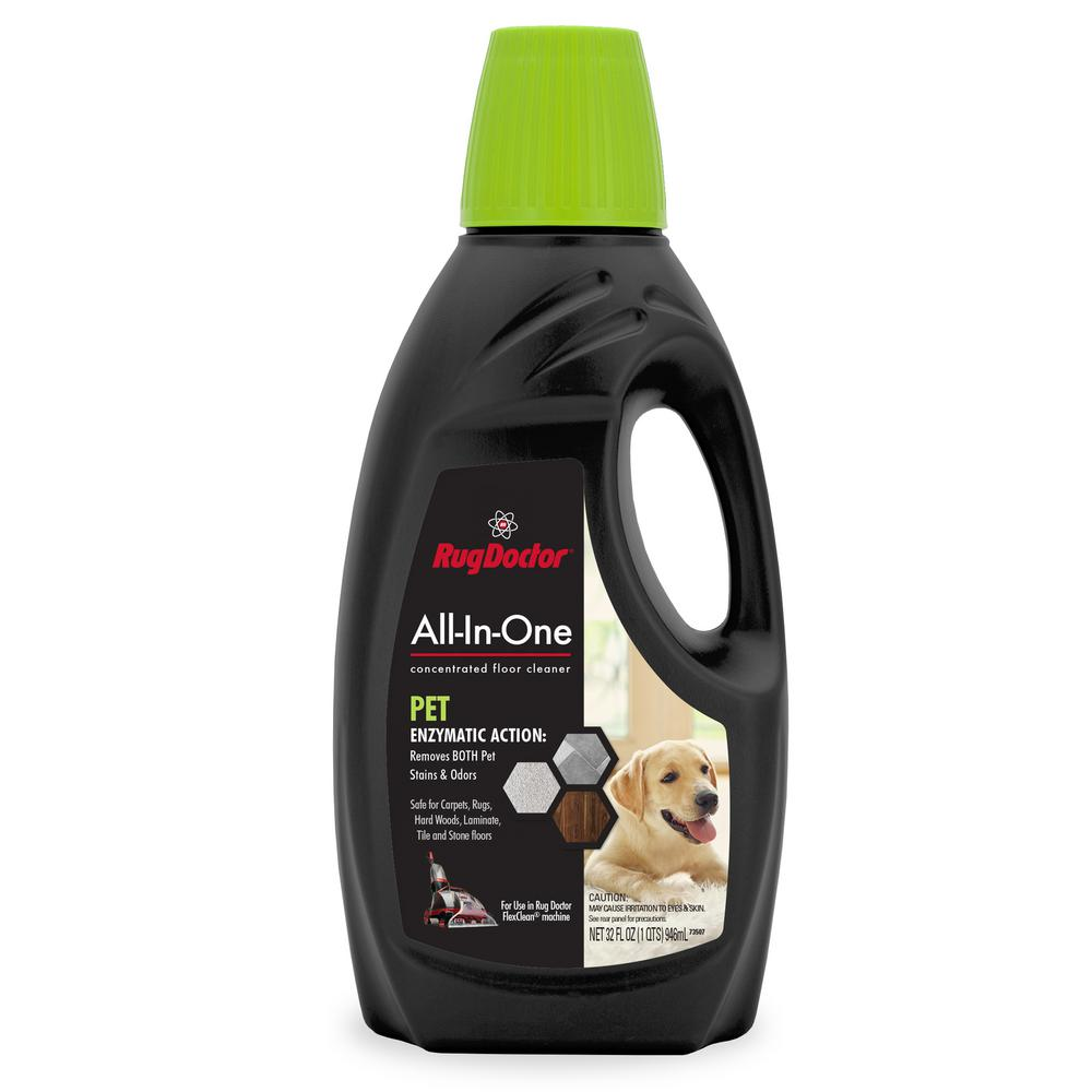 Rug Doctor Flexclean All In One Pet 32 Oz Multi Surface