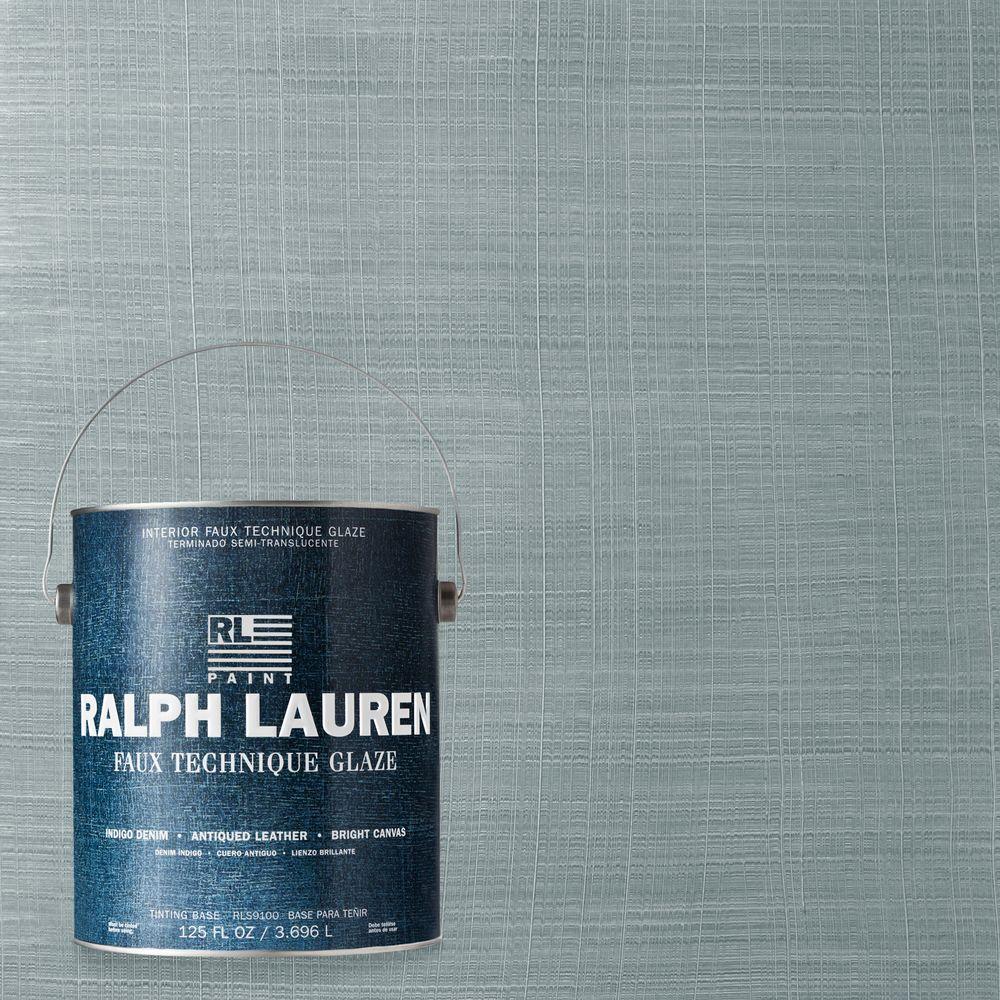 Ralph Lauren 1-gal. Cabana Blue Indigo Denim Specialty Finish Interior Paint