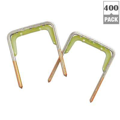 QuikStrap 0.67 in. Insulated Staples (400-Pack)
