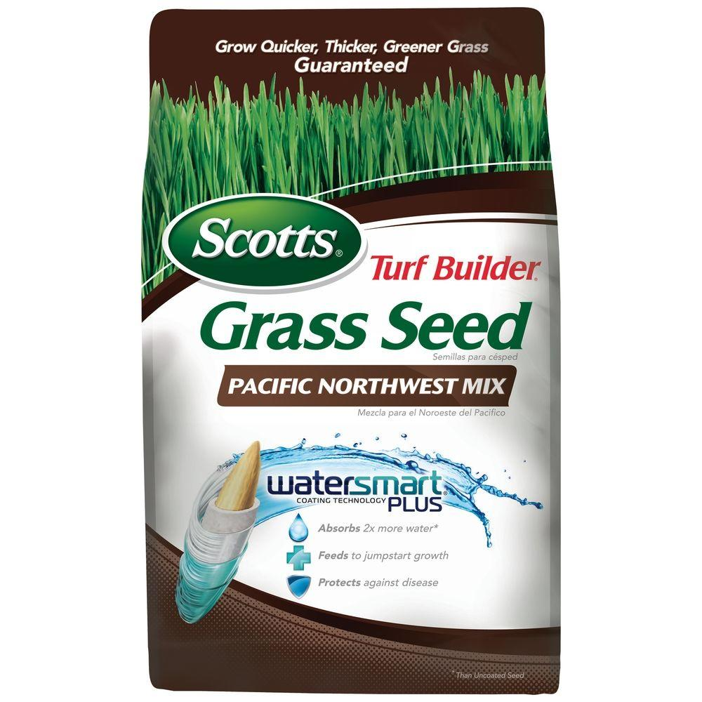 Scotts Turf Builder 3 lbs. Pacific Northwest Mix Grass Seed