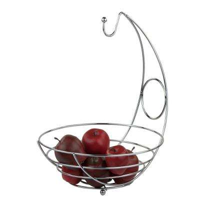 Fruit Basket with Banana Holder