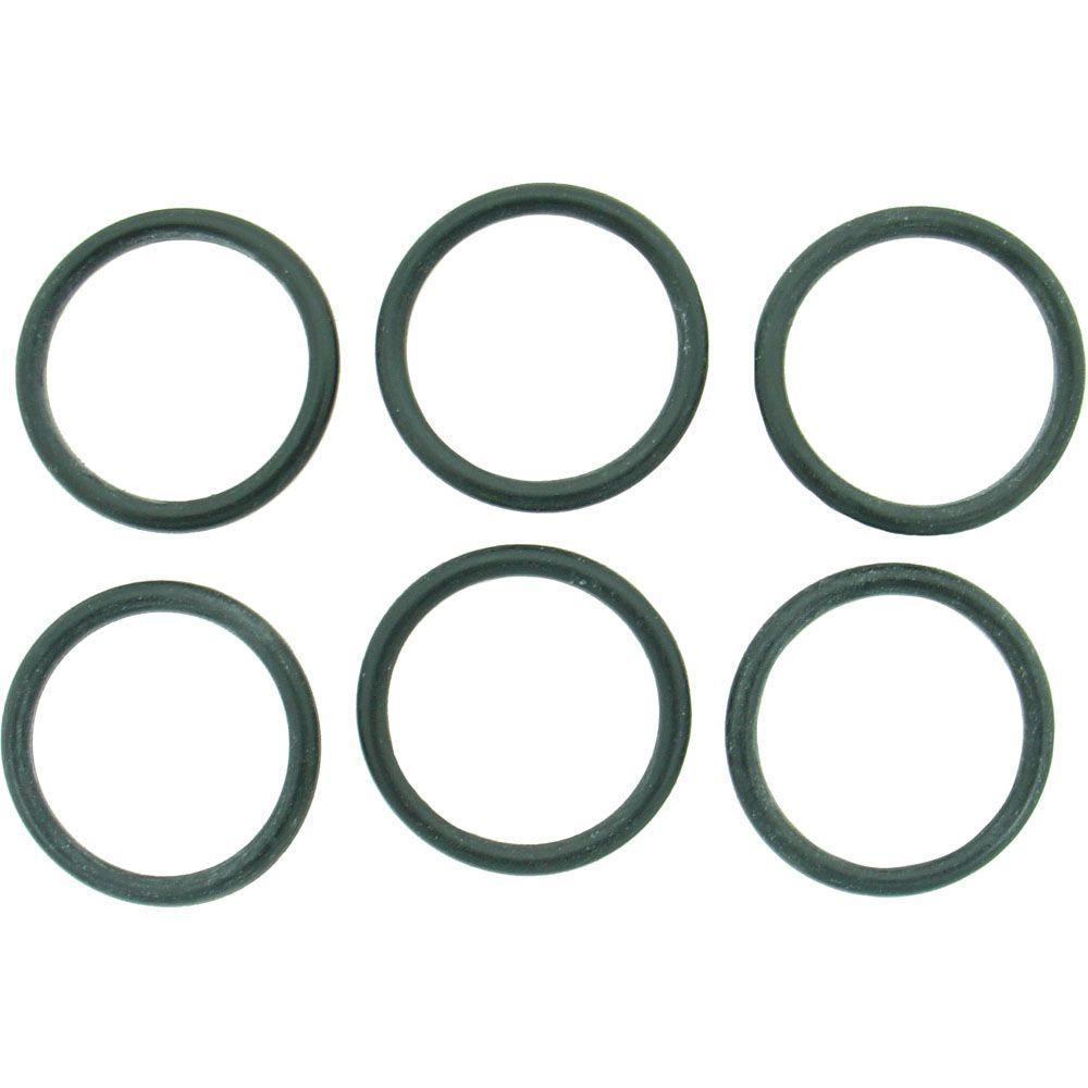 PartsmasterPro 1-1/16 in. O.D. x 7/8 in. I.D. #217 Rubber O-Ring (6 ...