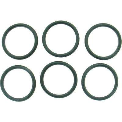 1-1/16 in. O.D. x 7/8 in. I.D. #217 Rubber O-Ring (6-Pack)