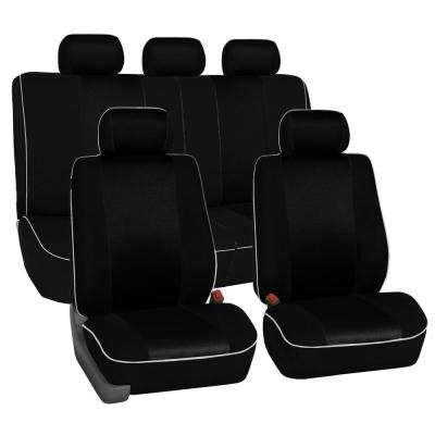 Cloth 21 in. x 21 in. Full Set Seat Covers