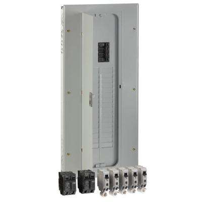 200 Amp 32-Space 40-Circuit Main Breaker Indoor Load Center Combination Arc Fault Kit with CAFCI Breakers Included