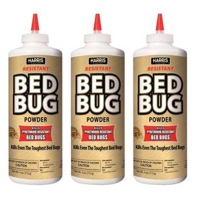 4 oz. Resistant Bed Bug Powder (3 Pack)