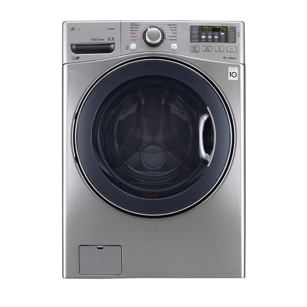 4.5 cu. ft. High-Efficiency Front Load Washer with Steam and TurboWash