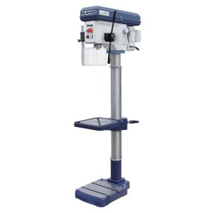 Step Pulley Drill Press Floor with Power Feed