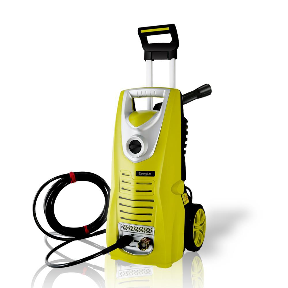 1,800 PSI 1.7 GPM Electric Pressure Washer