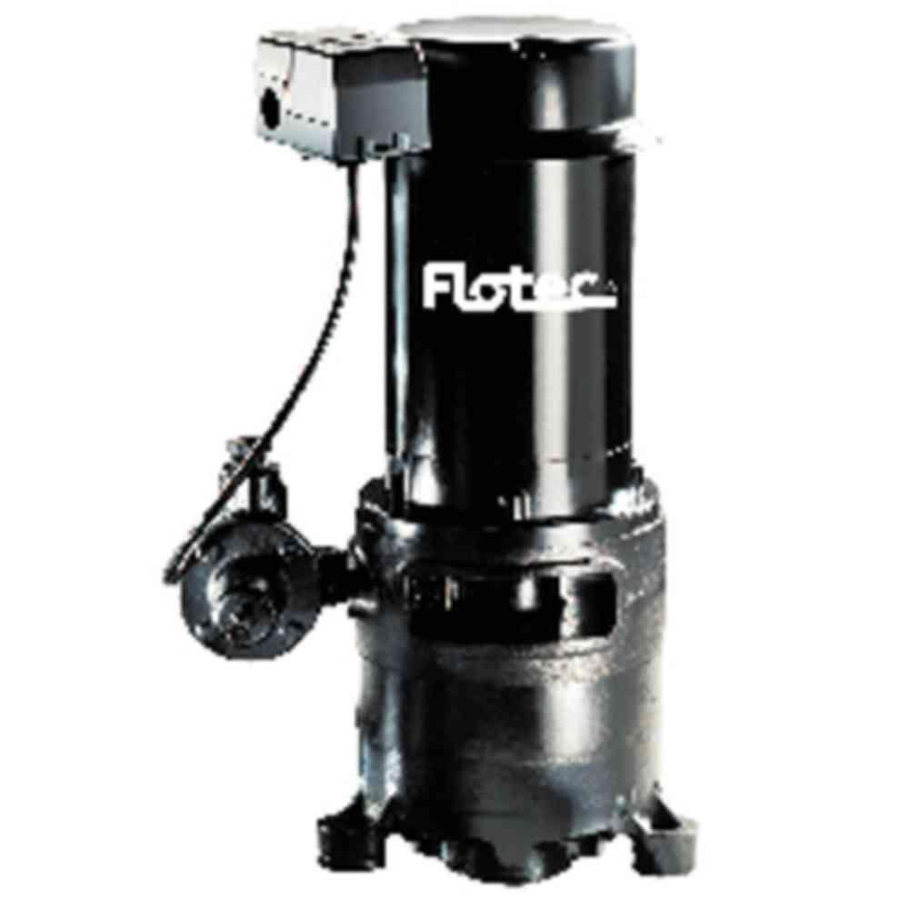 Flotec 1 HP Multi-Stage Deep-Well Jet Pump