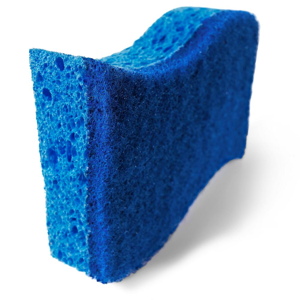 3m Scotch Brite 2 6 In X 4 4 In Non Scratch Scrub Sponge