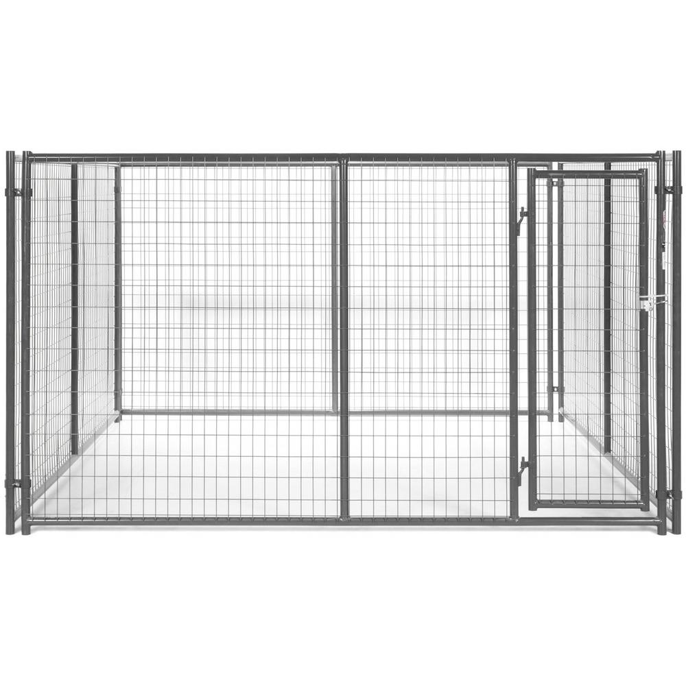 Behlen Country 10 Ft X 10 Ft Complete Magnum Kennel 38100227 The Home Depot