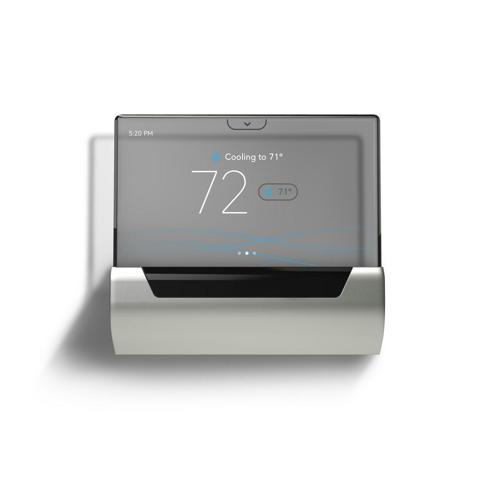 [DIAGRAM_3US]  Johnson Controls GLAS 7-Day Wi-Fi Smart Programmable Clear  Thermostat-SIO2-10000 - The Home Depot | Johnson Control Board Wiring Diagrams |  | The Home Depot