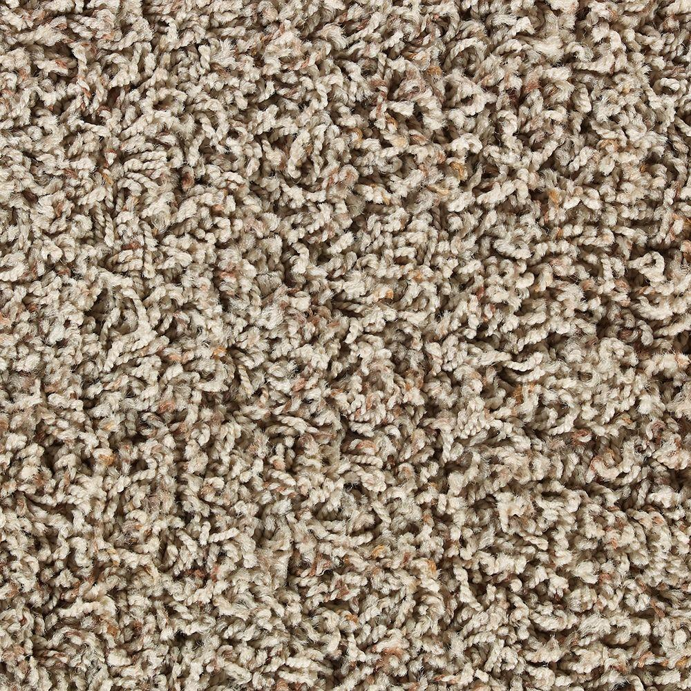 Martha Stewart Living La Paz Nutshell Tonal - 6 in. x 9 in. Take Home Carpet Sample