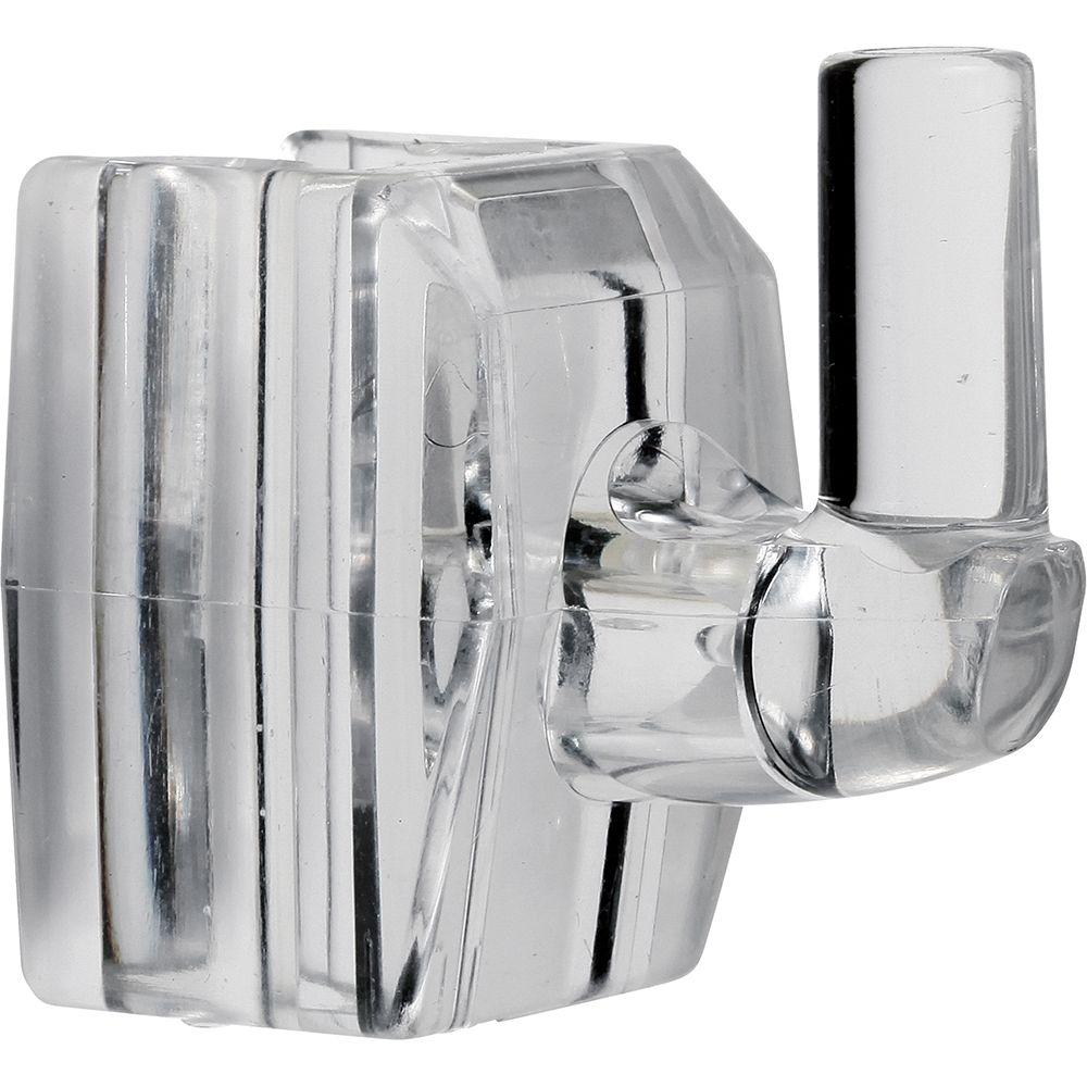 Delta clear replacement bar slide for 15511 bas4bx the for Delta bathroom accessories parts