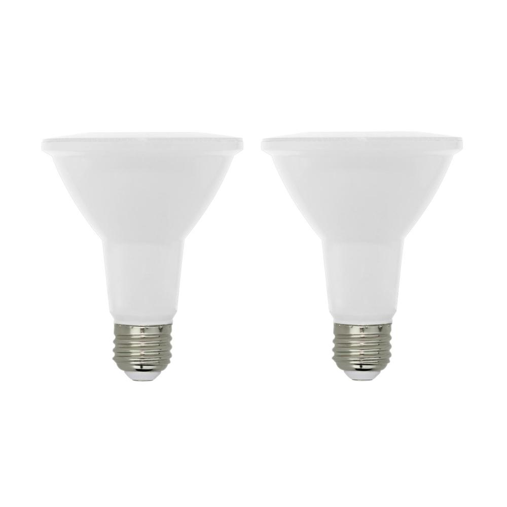 75W Equivalent Soft White PAR30 Long Neck Dimmable LED CEC-Certified Light