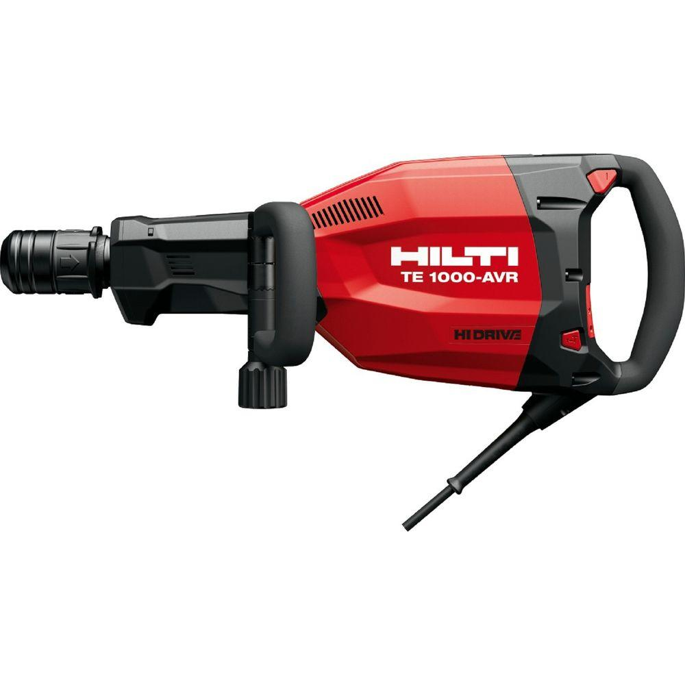 Hilti 120 Volt Polygon Breaker Te 1000 Avr Demolition