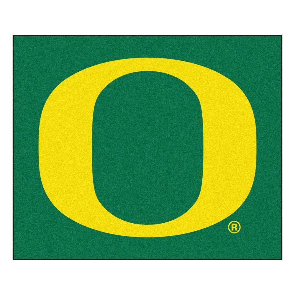 University of Oregon 5 ft. x 6 ft. Tailgater Rug