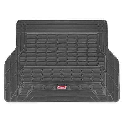 Gray All Weather 53 in. x 36 in. PVC Cargo Mat