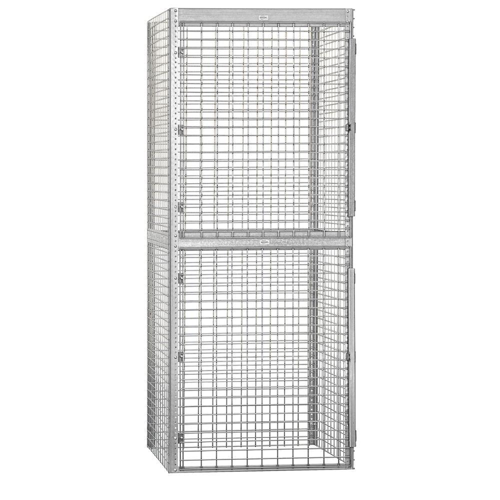 8200 Series 36 in. W x 90 in. H x 36