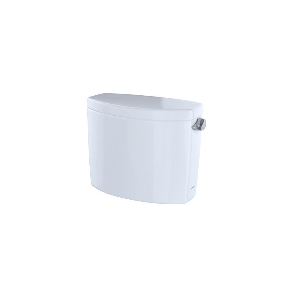 Toto Drake Ii 1 28 Gpf Single Flush Toilet Tank Only With