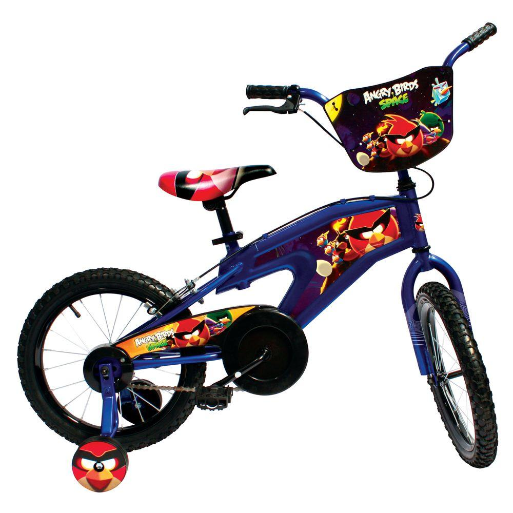 Cycle Force Group Street Flyers Angry Birds Kid\'s Bike, 16 in ...
