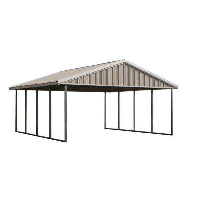 Double-Wide - Portable Garages & Car Canopies - Carports ...