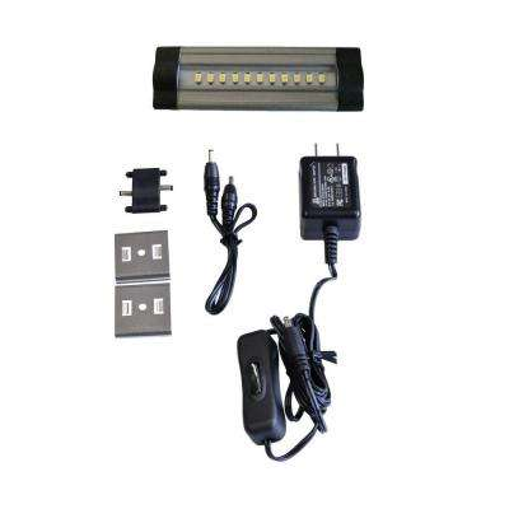 Eco 4 in. Energy Efficient LED Aluminum Linkable Under Cabinet Light