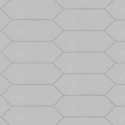 Kite Dark Grey 4 in. x 11-3/4 in. Porcelain Subway Floor and Wall Tile (11.81 sq. ft. / case)