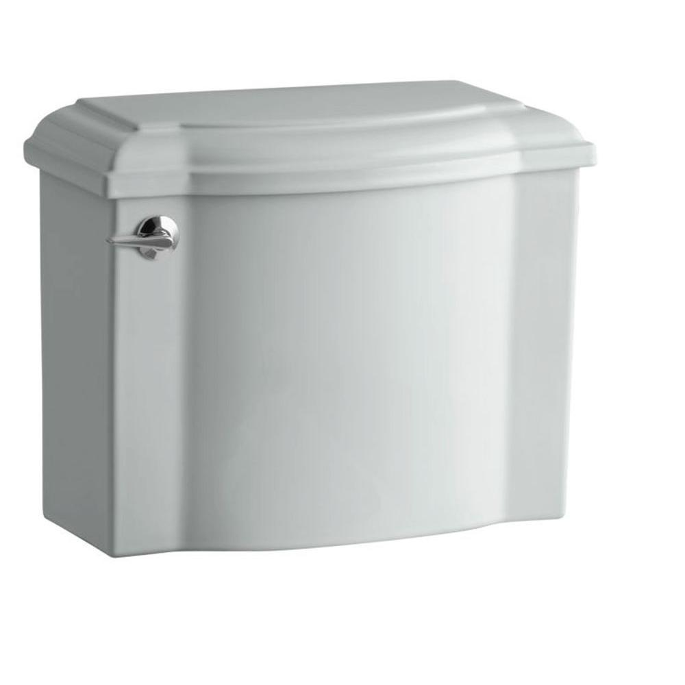 Devonshire 1.28 GPF Single Flush Toilet Tank Only with AquaPiston Flush