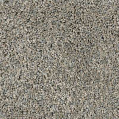 Carpet Sample - Bays Mountain - Color Creekside Texture 8 in. x 8 in.