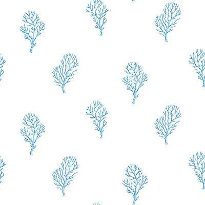 Islamorada Ivory Coral Branch Wallpaper