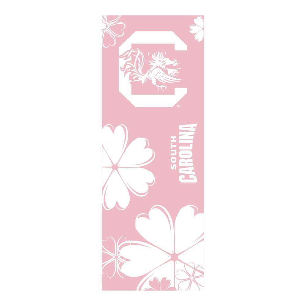 FANMATS University of South Carolina 24 in. x 67.5 in. Yoga Mat-DISCONTINUED