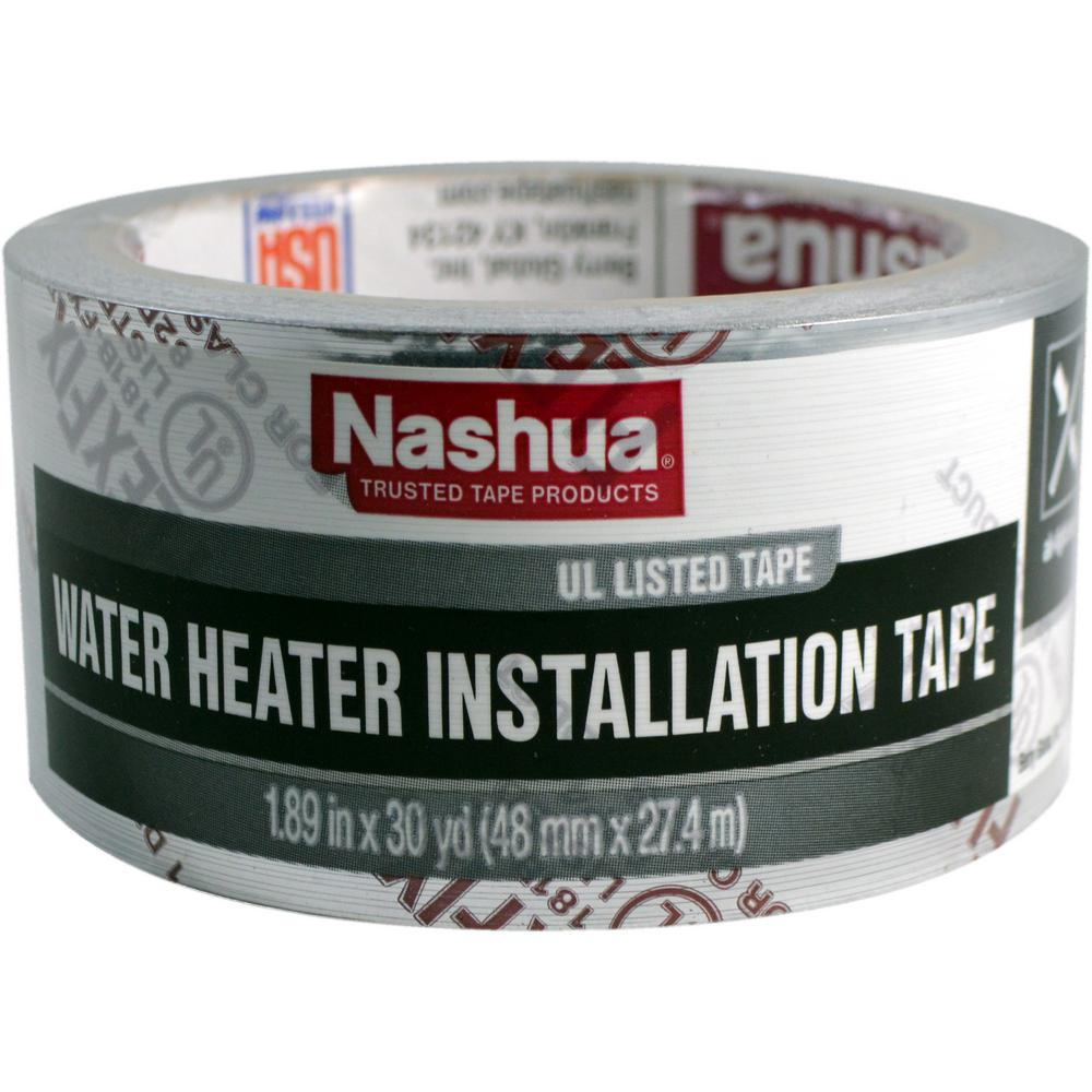 Nashua Tape 1.89 in. x 30 yd. Water Heater Installation Tape