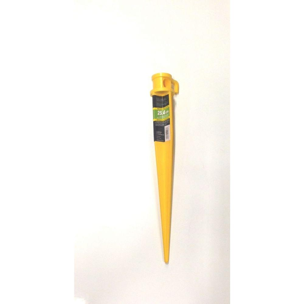 null 10 in. Plastic Stake