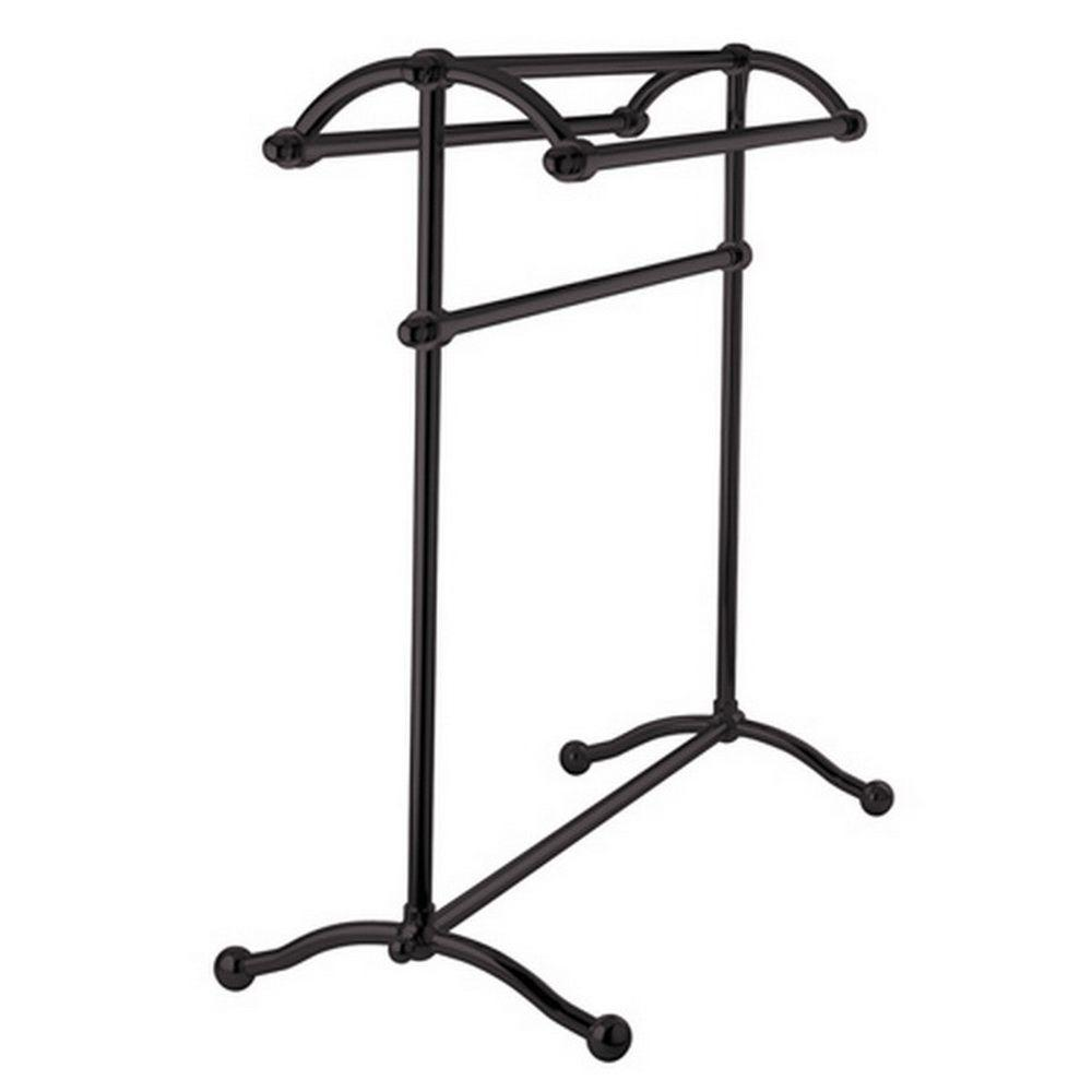with towel black free kings amazon stand standing home gold rack leaf dp shelf com kitchen brand metal