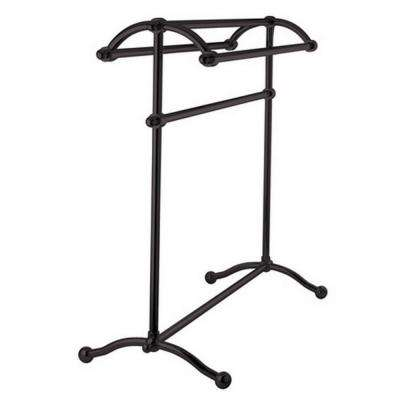 Pedestal Towel Rack in Oil Rubbed Bronze