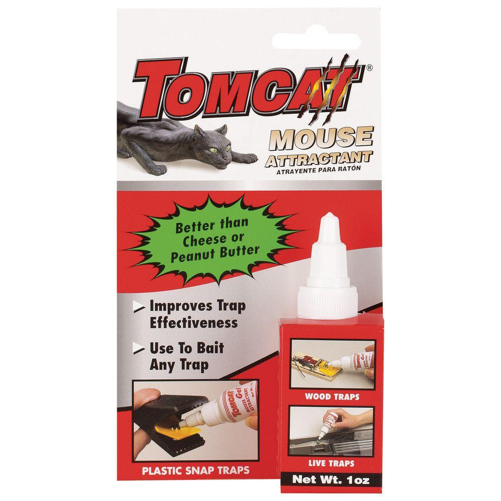 Tomcat Attractant Gel Mouse Trap
