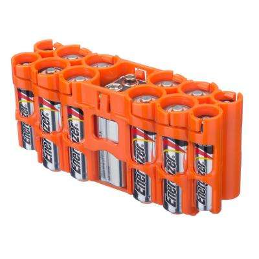 A9 Battery Organizer and Dispenser